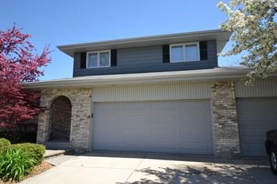 16543 Hillcrest Drive, Tinley Park, IL 60477 - MLS#: 09823650