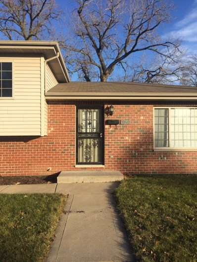 2040 170th Street, Hazel Crest, IL 60429 - MLS#: 09823775