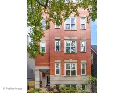 1452 W WOLFRAM Street UNIT 1, Chicago, IL 60657 - MLS#: 09823875