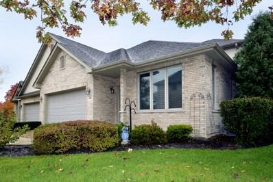 740 W FAIRMONT Court UNIT 740, Westmont, IL 60559 - MLS#: 09824062