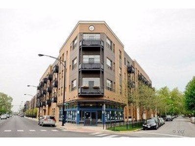 2915 N CLYBOURN Avenue UNIT 217, Chicago, IL 60618 - MLS#: 09824069