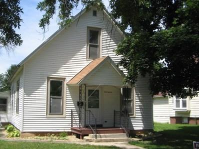 111 N WOOD Street, Gibson City, IL 60936 - MLS#: 09824168