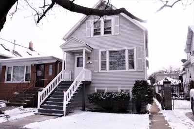 3829 W Eddy Street, Chicago, IL 60618 - MLS#: 09824823
