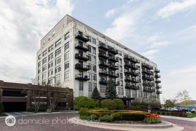 1524 S Sangamon Street UNIT 412-S, Chicago, IL 60608 - MLS#: 09824833