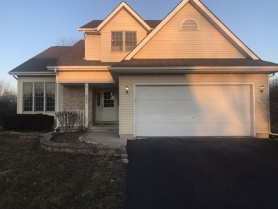 504 Willow Glen Drive, Genoa, IL 60135 - MLS#: 09824991