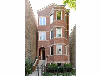 830 N Hermitage Avenue NORTH UNIT 1, Chicago, IL 60622 - MLS#: 09825290
