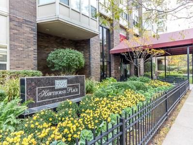 525 W Hawthorne Place UNIT 807, Chicago, IL 60657 - MLS#: 09825460