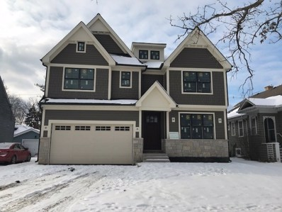 608 S Parkside Avenue, Elmhurst, IL 60126 - MLS#: 09825483