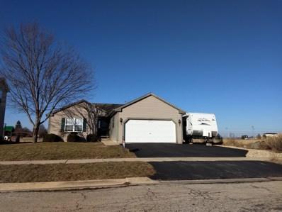 713 Hyacinth Lane, Dekalb, IL 60115 - MLS#: 09825563