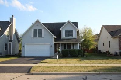 610 Indigo Lane, Woodstock, IL 60098 - #: 09825623