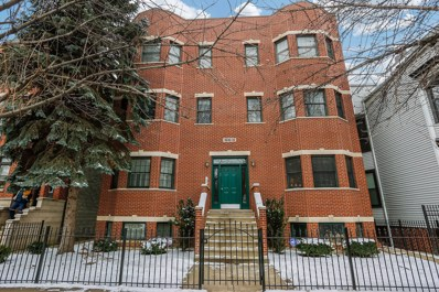 3630 N Damen Avenue UNIT 3S, Chicago, IL 60618 - MLS#: 09825867
