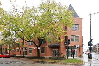1548 N Leavitt Street UNIT 1548, Chicago, IL 60622 - MLS#: 09825898