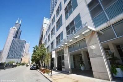 701 S Wells Street UNIT 1506, Chicago, IL 60607 - MLS#: 09826324