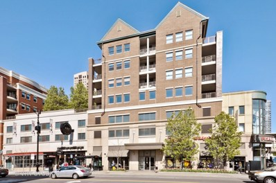 1155 S STATE Street UNIT 603, Chicago, IL 60605 - MLS#: 09826368