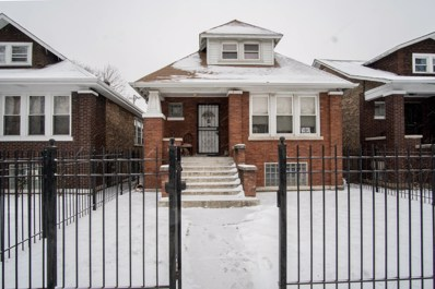 1527 N LOCKWOOD Avenue, Chicago, IL 60651 - MLS#: 09826413