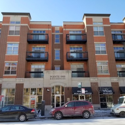 1910 S state Street UNIT 409, Chicago, IL 60616 - MLS#: 09826573