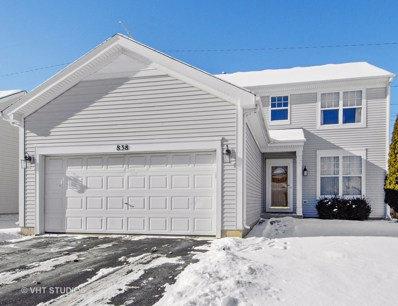 838 Rebecca Lane, Bolingbrook, IL 60440 - MLS#: 09826664
