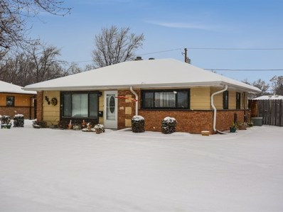 240 Blackhawk Drive, Park Forest, IL 60466 - MLS#: 09826732