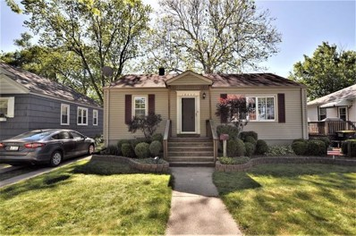 18354 Ridgewood Avenue, Lansing, IL 60438 - MLS#: 09826853