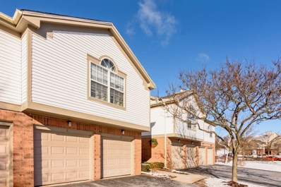 80 Kristin Circle UNIT 6, Schaumburg, IL 60195 - MLS#: 09826905