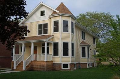 1823 ASHLAND Avenue, Evanston, IL 60201 - MLS#: 09826994