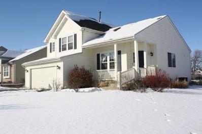 1581 Hartsburg Lane, North Aurora, IL 60542 - MLS#: 09827092