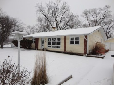 1665 Dennison Road, Hoffman Estates, IL 60169 - MLS#: 09827209