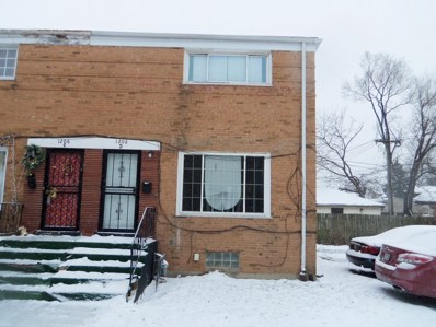 1206 S 16TH Avenue UNIT D, Maywood, IL 60153 - MLS#: 09827284