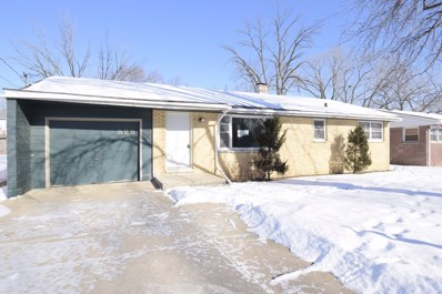 529 W 15th Place, Chicago Heights, IL 60411 - MLS#: 09827511