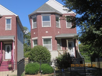 336 W NORMAL Parkway, Chicago, IL 60621 - MLS#: 09827708