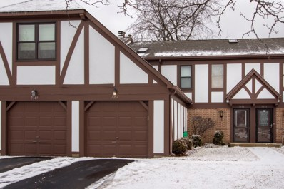 7353 Canterbury Place, Downers Grove, IL 60516 - MLS#: 09827827