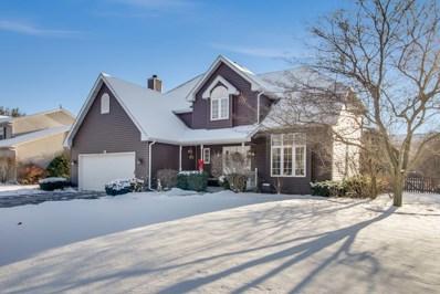 706 Oak Crest Drive, North Aurora, IL 60542 - MLS#: 09827830