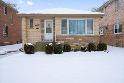 4052 N Olcott Avenue, Norridge, IL 60706 - MLS#: 09827971