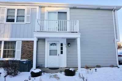 1619 Woodcutter Lane UNIT 1D, Wheaton, IL 60189 - MLS#: 09828135