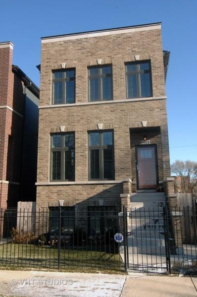4615 S Champlain Avenue, Chicago, IL 60653 - MLS#: 09828175