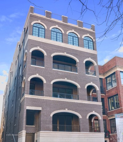 549 W Roscoe Street UNIT 2, Chicago, IL 60657 - MLS#: 09828241