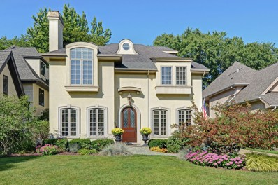 308 N COUNTY LINE Road, Hinsdale, IL 60521 - MLS#: 09828331