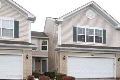 507 Windham Cove Drive, Crystal Lake, IL 60014 - MLS#: 09828574
