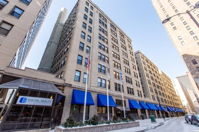680 S FEDERAL Street UNIT 404, Chicago, IL 60605 - MLS#: 09828793