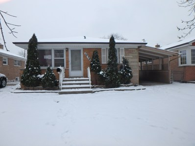 7838 S Kilbourn Avenue, Chicago, IL 60652 - MLS#: 09828891