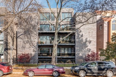 1508 W Huron Street UNIT 3E, Chicago, IL 60642 - MLS#: 09829104