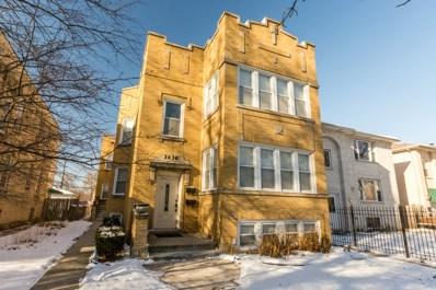 3436 N Keating Avenue UNIT 2W, Chicago, IL 60641 - MLS#: 09829127