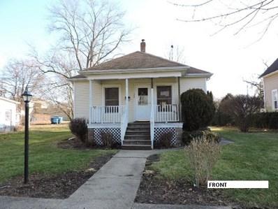 508 N Maple Street, Momence, IL 60954 - MLS#: 09829205