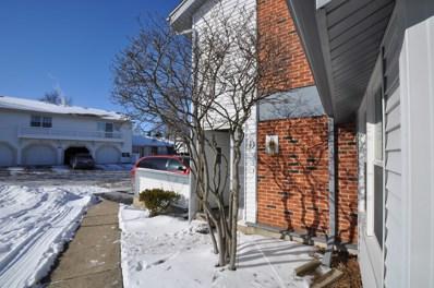 321 FAIRCHILD Court UNIT D, Bloomingdale, IL 60108 - #: 09829221
