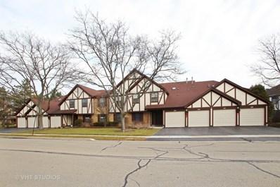 349 Elizabeth Drive UNIT 2-D-R, Wood Dale, IL 60191 - MLS#: 09829315