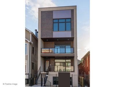 720 N Willard Court NORTH UNIT 1, Chicago, IL 60642 - MLS#: 09829451