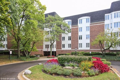 250 LAKE Boulevard UNIT 208, Buffalo Grove, IL 60089 - MLS#: 09829593