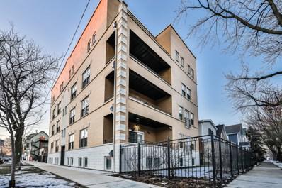 1700 N ARTESIAN Avenue UNIT 3E, Chicago, IL 60647 - MLS#: 09829631