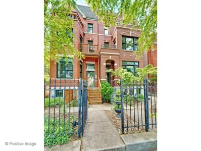 2031 W EVERGREEN Avenue UNIT 4W, Chicago, IL 60622 - MLS#: 09830359