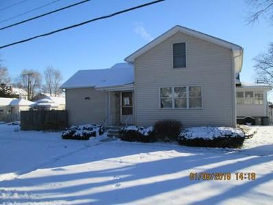 145 W Grant Street, Waterman, IL 60556 - MLS#: 09830515